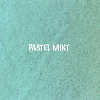 Fusion Self Adhesive Felt - Pastel Mint