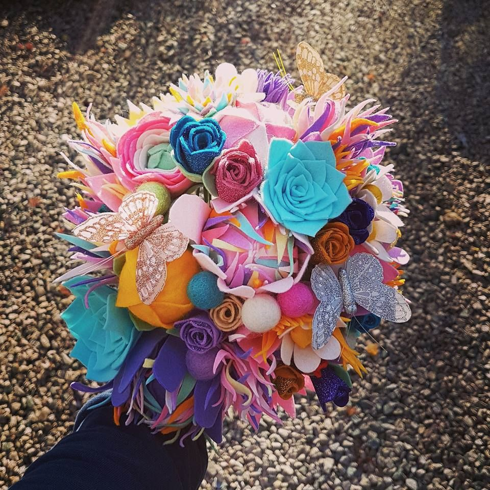 gnaws knits bouquet