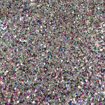 Exclusive Chunky Glitter Fabric - Sugar Plum