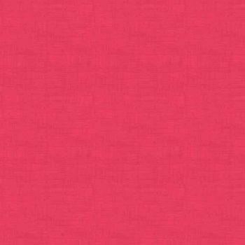 Fabric - Makower Linen Texture - Fuchsia