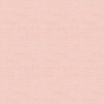 Fabric - Makower Linen Texture - Pale Pink