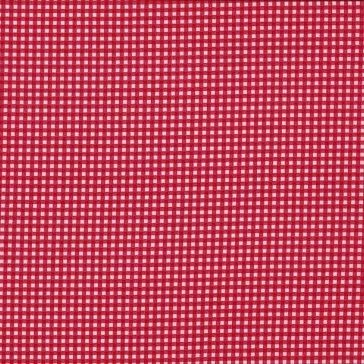 Fabric - Makower - Gingham - Red