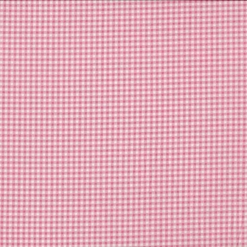 Fabric - Makower - Gingham - Pink