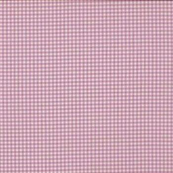Fabric - Makower - Gingham - Lilac