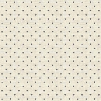 Fabric - Makower - Mini Stars - Grey