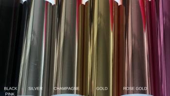 Stretch Metallic Sheet