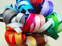 Plain Grosgrain Ribbon