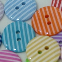 23mm Stripe Buttons