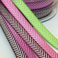 Herringbone Ribbon