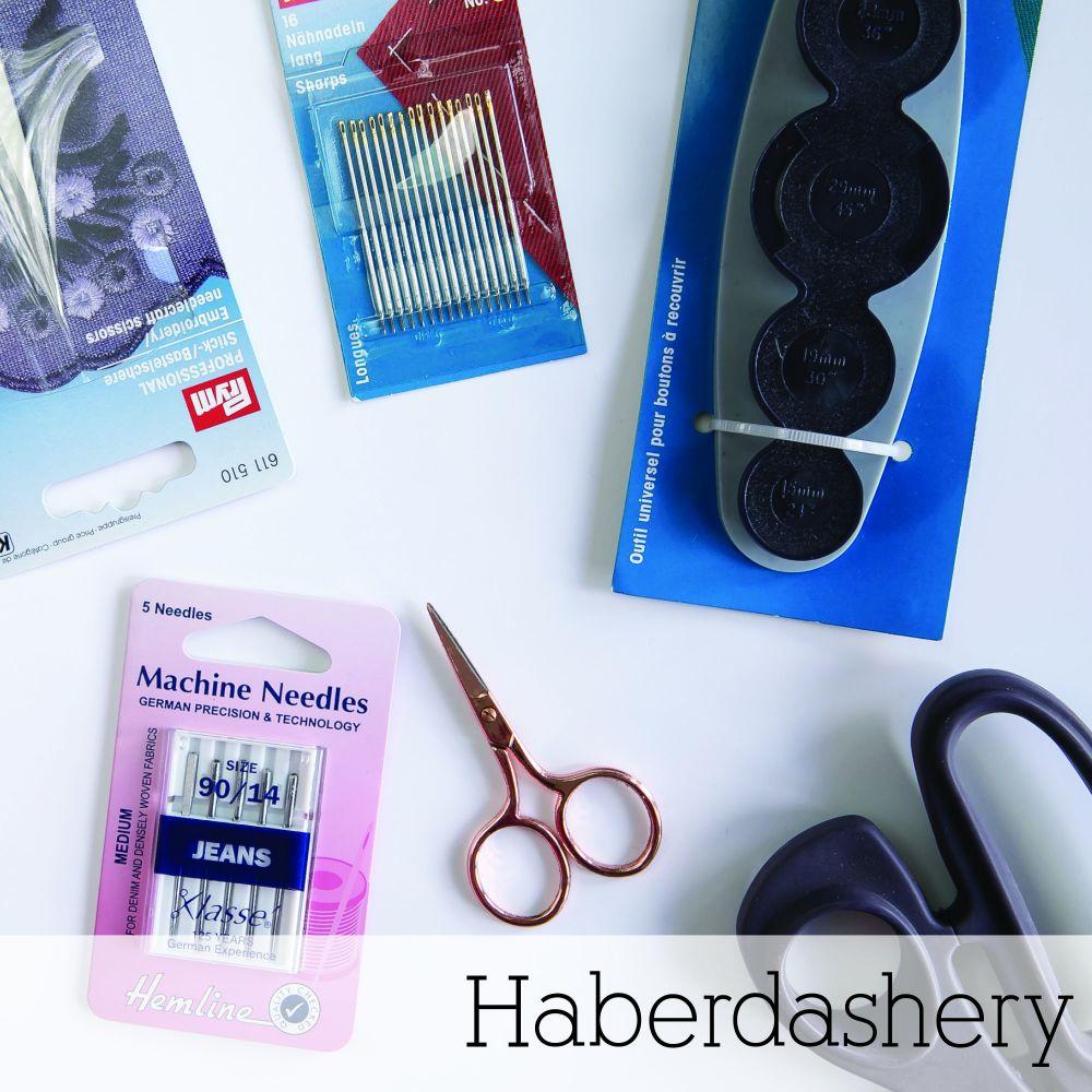 Haberdashery