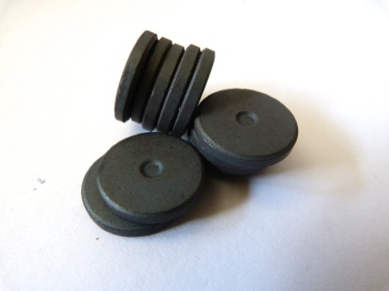 Pack of 10 - 14mm Round Magnets