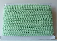 5mm Pom Pom Trim - Mint