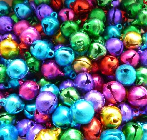 10 x 10mm Bells - Mixed