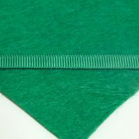 6mm Plain Grosgrain Ribbon - Dark Green