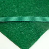 6mm Plain Grosgrain Ribbon - Forest