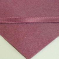 6mm Plain Grosgrain Ribbon - Dark Raspberry