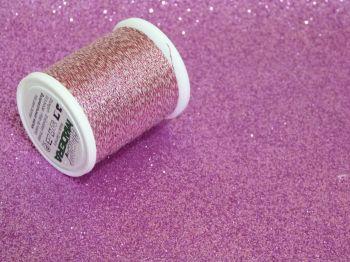 Metallic Thread - Light Pink