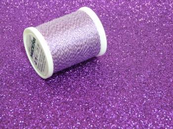 Metallic Thread - Purple