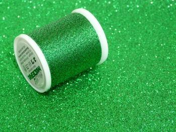 Metallic Thread - Green