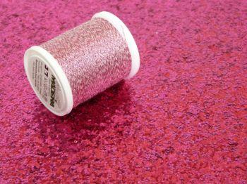 Metallic Thread - Fuchsia