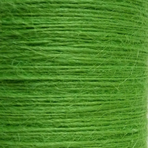 Button Twine - Lime Green