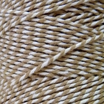 10m Bakers Twine: Natural/White