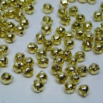 6mm Bell - Gold