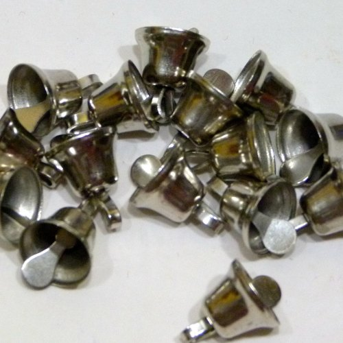 10mm Liberty Bell - Silver