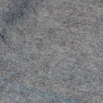 Merino Heathered Felt - Smokey Marble