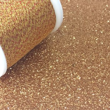 Metallic Thread - Bronze