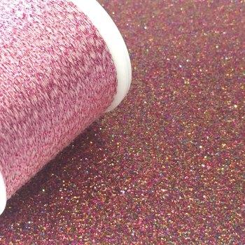 Metallic Thread - Fuchsia Fizz