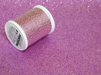 Metallic Thread - Pink