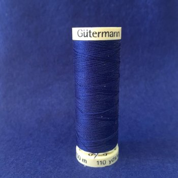 Gutermann Sewing Thread - Dark Blue