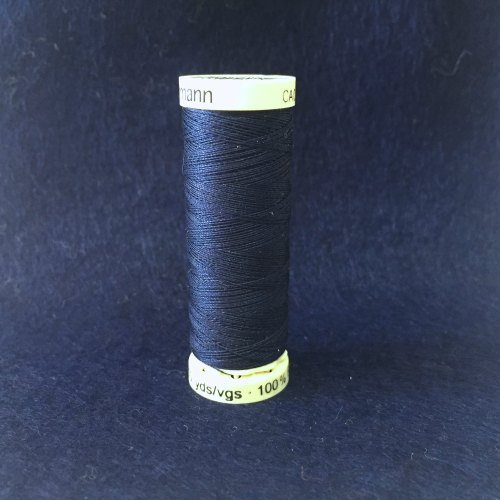 Sewing Thread - Midnight Blue