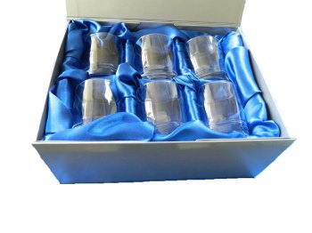 Shooter whisky glasses set