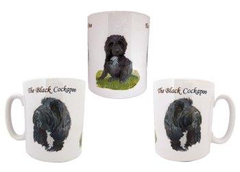 The Black Cockapoo