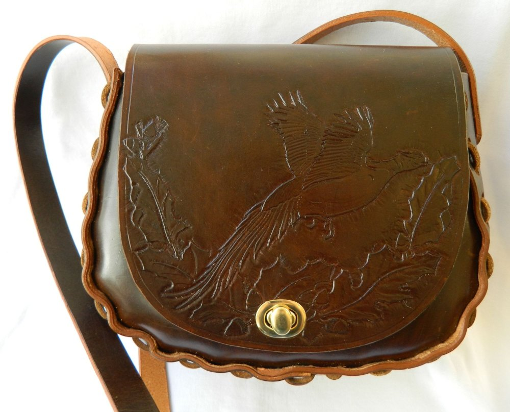 New Product Leather Handbag