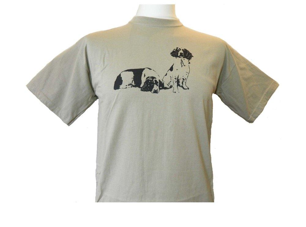 Springer Spaniels Tshirt