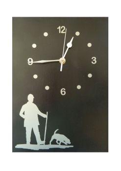 Beagling themed clock