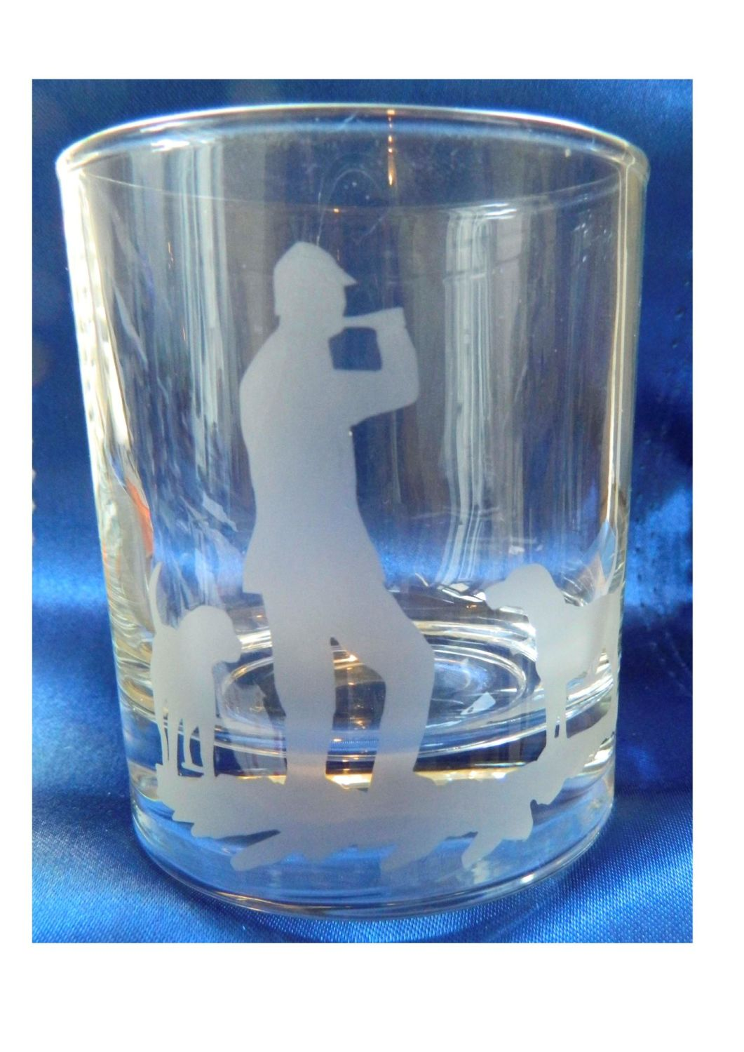 Huntsman Whisky Glass