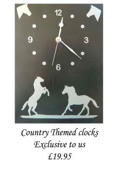 horse clock2