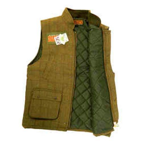 Derby Tweed Waistcoat