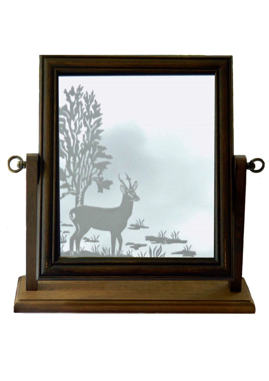 Table mirror - Roe Buck