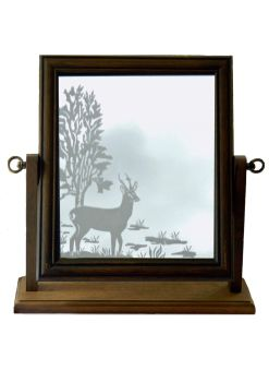 Dressing table mirror - Roe Buck design