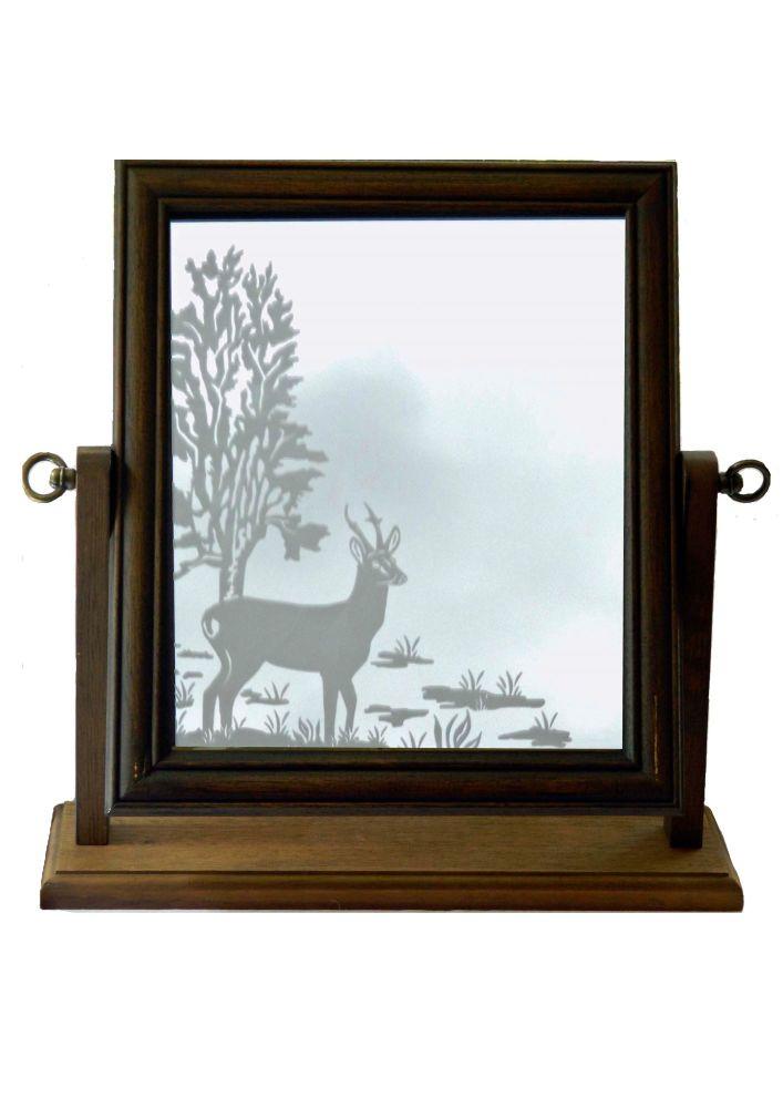 Table mirror - Roe Buck