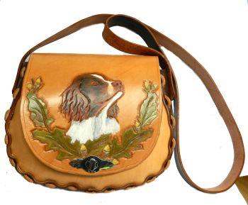 New Product Leather shoulder bag