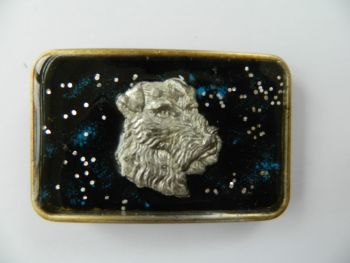 New Product Belt buckle - Terrier