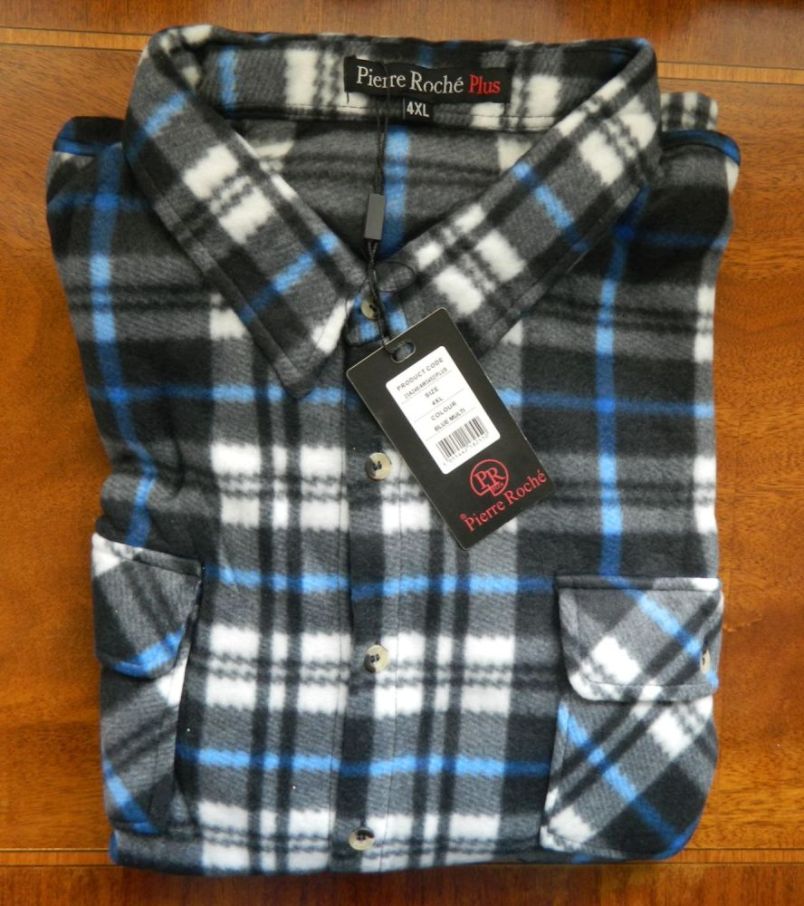 Magneto / Pierre Roche fleece shirts