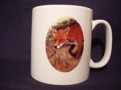 The Fox, Mug