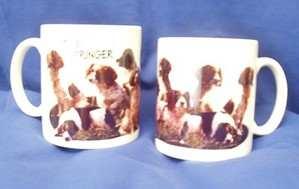 The Springer Spaniel, mug
